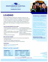 Providence Capital Leasing